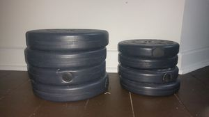 4 new 10lb and 4 new 5lb weights for Sale in Columbus, OH