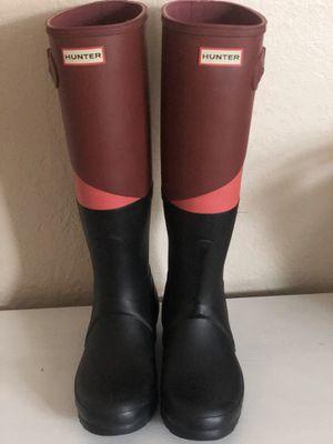 Hunter Rain boots Sz 8 for Sale in Sunnyvale, CA