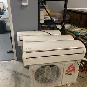 Chigo Airconditioner for Sale in Los Angeles, CA