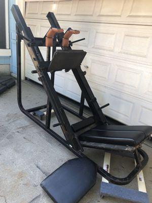 Leg Press/Hack Squat Combo for Sale in Modesto, CA