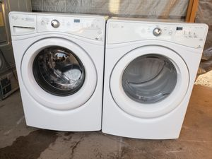 Whirpool duet washer and dryer electric for Sale in Phoenix, AZ