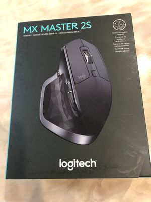 Logitech MX Master 2S Wireless Mouse for Sale in Queens, NY
