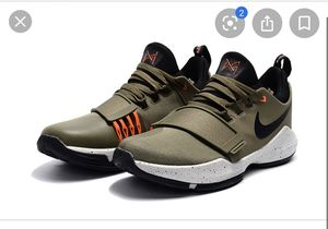Men's Nike Basketball shoes (Paul George), size 8.5 for Sale in Washougal, WA