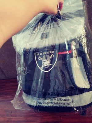 Raiders Rolling Cooler for Sale in Wildomar, CA
