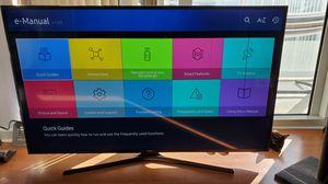 Samsung 55 inch 4k television un55ku6300f tv for Sale in Miami, FL