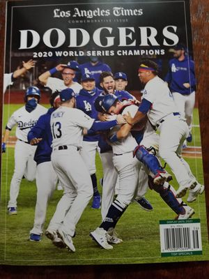 LA Dodgers 2020 for Sale in Downey, CA