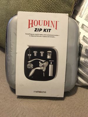 Houdini Wine kit for Sale in Beverly Hills, CA
