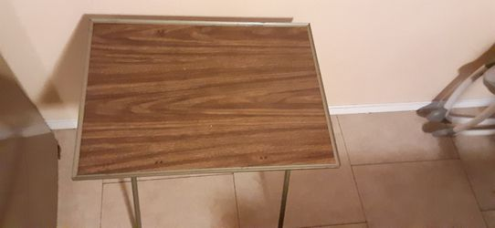 Folding table Or Tv Side Table for Sale in Norwalk,  CA