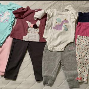 12 Month Girls Clothing Lot for Sale in Oklahoma City, OK
