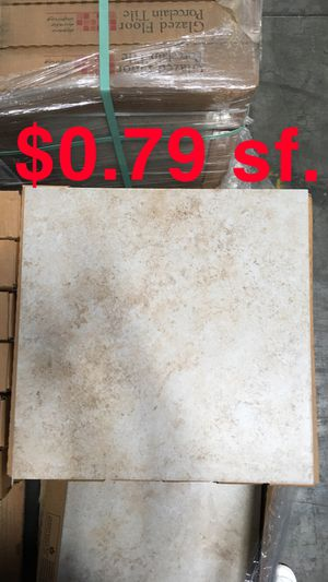 Porcelain TILE for $0.79 sf. for Sale in Phoenix, AZ