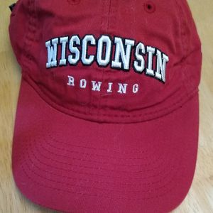 Wisconsin Rowing Cap for Sale in Walpole, MA