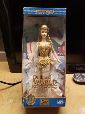 Princess Viking Barbie for Sale in Citrus Heights, CA