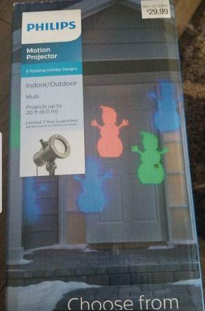 Snowman Projector for Sale in San Bernardino, CA