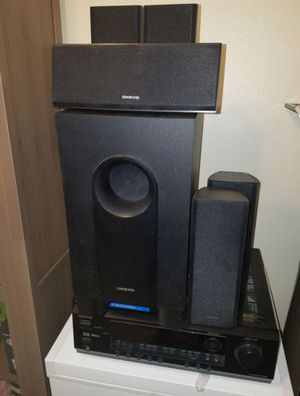 Onkyo HT-R340 surround sound for Sale in El Cajon, CA