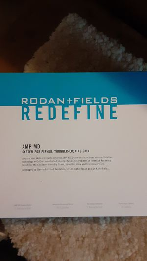 Rodan & Fields redefine AMP MD system for Sale in Vale, NC