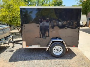 2019 United enclosed 5 by 8 trailer for Sale in Chandler, AZ