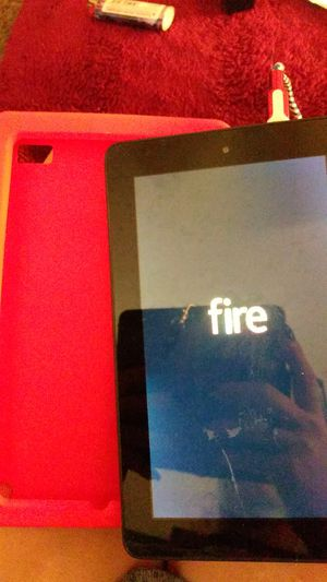 2 Amazon fire tablet 16g- black for Sale in Lexington, KY