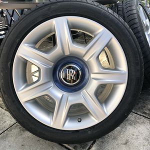 Rolls Royce Wheels for Sale in Miami, FL