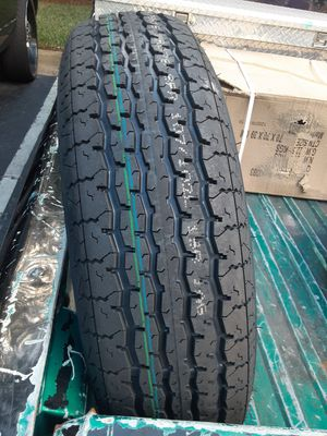 ST 20575R15 8 PLY Trailer Tires 75R factory direct Rubber STR II for Sale in Orlando, FL
