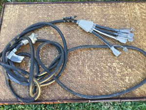BRIGGS & STRATTON GENERATOR ADAPTER CORD SET 25ft ., 20 amp * CHECK ALL PICTURES AND MY OFFERS PLEASE * SERIOUS BUYERS PLEASE for Sale in Miami, FL