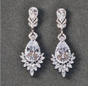 Diamond statement earrings for Sale in Pittsburgh, PA
