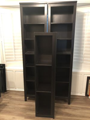 IKEA Hemnes bookcases for Sale in Benbrook, TX