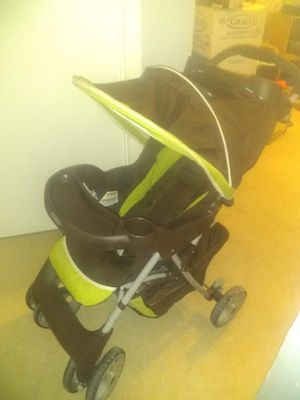 Stroller and car seat combo for Sale in Channelview, TX