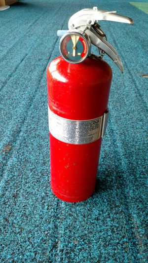Vintage fire extinguisher for Sale in Traverse City, MI