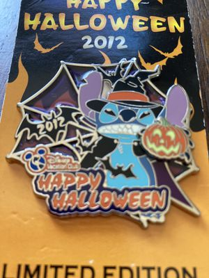 Stitch Halloween 2013 Disney Pin for Sale in Trabuco Canyon, CA