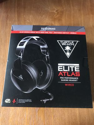 *Gaming Headset* Turtle Beach Elite Atlas for Sale in Los Angeles, CA
