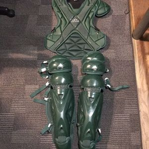 Adidas Pro Series Catchers Gear for Sale in Kingsburg, CA