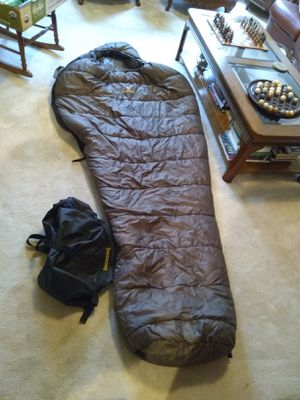 Browning Kenai Sleeping Bag mummyshaped for Sale in Ridgefield, WA