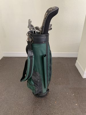 Golf bag & clubs for Sale in Tampa, FL