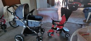 Baby stroller and other stuff for Sale in Fontana, CA