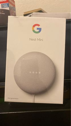 Brand New Google Nest Mini for Sale in Fort Myers,  FL
