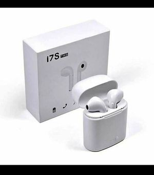 i7s Wireless Earpiece Bluetooth 5.0 Earphones sport Earbud Headset for Sale in Milford Mill, MD