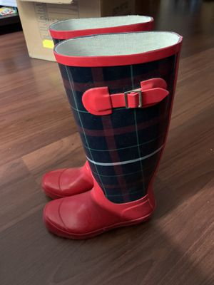 Red Talbot Rainboots for Sale in Falls Church, VA