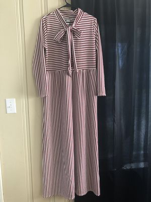Klassy Girl Boutique Striped Dress- L/XL for Sale in BAYVIEW GARDE, IL