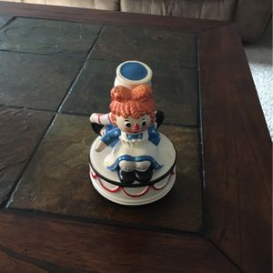 Musical Raggedy Ann and Andy for Sale in San Antonio, TX