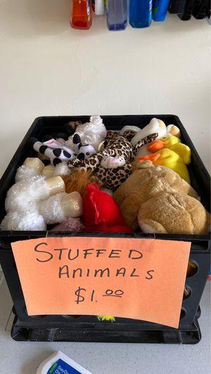 Stuffed Animals for Sale in Morrow, GA