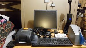 Computer, Cameras, barcode scanner, Printer, Mikes, Electronic Calculator. for Sale in Greenwich, CT