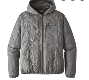 New Men's XL Patagonia Diamond Quilted Boomber Hoody for Sale in Anaheim, CA