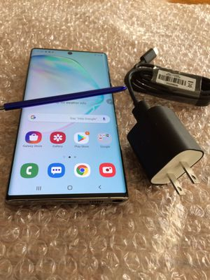 Galaxy Note 10+, 256gb unlocked for all gsm carriers worldwide $740, I block lowballs-NO TRADE for Sale in Sacramento, CA