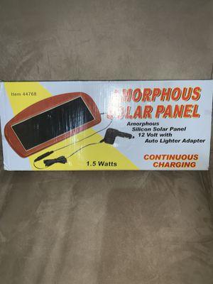 Never used solar panel! for Sale in Shawnee, KS
