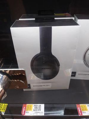 Bose QuietComfort 35 II Noise cancelling headphones. for Sale in Round Rock, TX