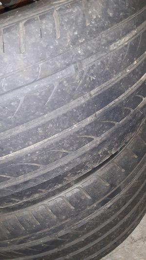 20 inch lexani wheels on low pro tires universal 5 lug for Sale in Aberdeen, WA