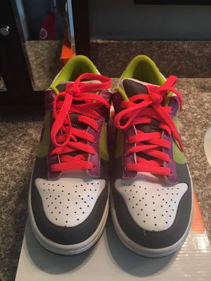 Women's Nike Dunks Size 8 for Sale in Houston, TX