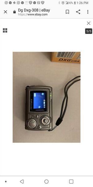 DXG-308 4× ZOOM digital camera LIKE NEW for Sale in Taylor, MI