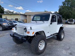 2006 Jeep Wrangler for Sale in Tampa, FL