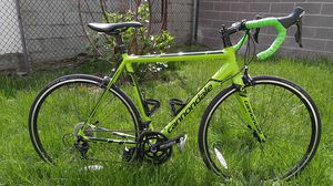 Cannondale CAAD 8 (lime green) Almn frame/carbon fork. Shimano 105 swifters. Tires <300 miles. 54cm. Looking to TRADE for a 52cm imaculate bike. for Sale in New York, NY